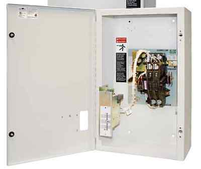 400 Amp Nema 1 Asco 185 Series 120 240 Vac Automatic Transfer Switch