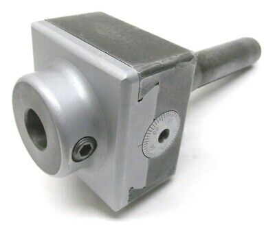 Criterion 34 Square 3 X 3 Boring Head W R8 Shank - 3c