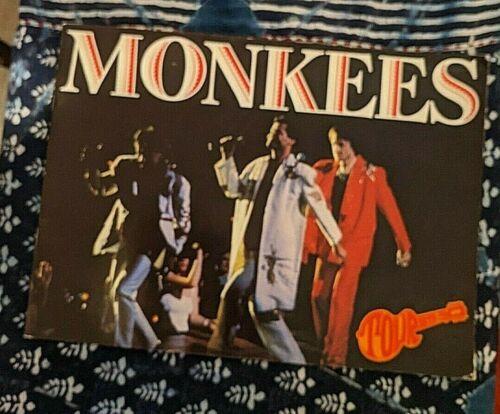 Monkees Tour 1989/1990 Concert Program