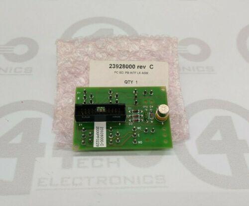 Universal Instruments Interface Interlock Board 23928000