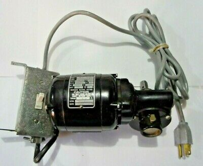 Used Bodine Electric Nsi-12rh Gearmotor Ac 150 Hp 101 1725 Rpm