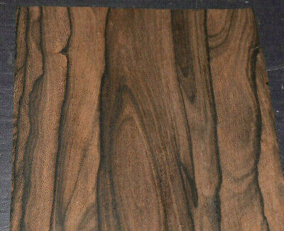 Ziricote Wood Veneer Sheets 5 X 39 Inches 142nd  7652-16