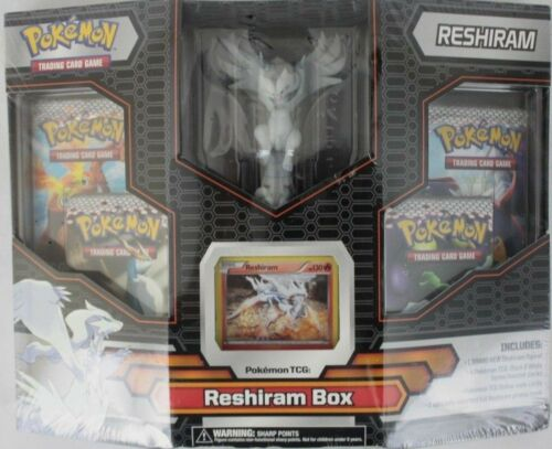 Pokemon Trading Card Game Pokemon TCG Reshiram Box