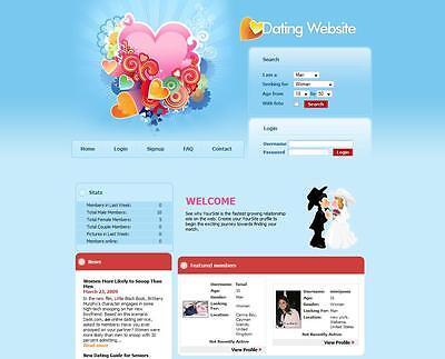 Online Dating Website For Sale
