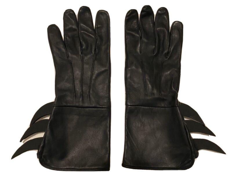 Batman Genuine Leather Gauntlet Gloves