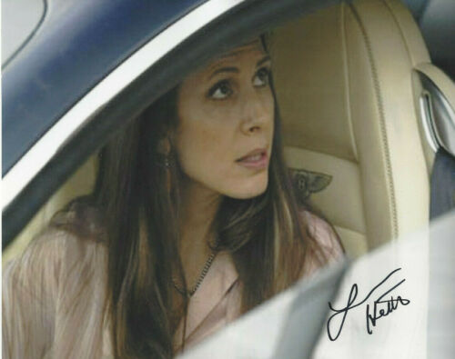 Breaking Bad actress Jessica Hecht   autographed 8x10 color photo