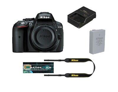 Easter Negotiation Sale Nikon D5300 Dslr Camera Company Retail Box