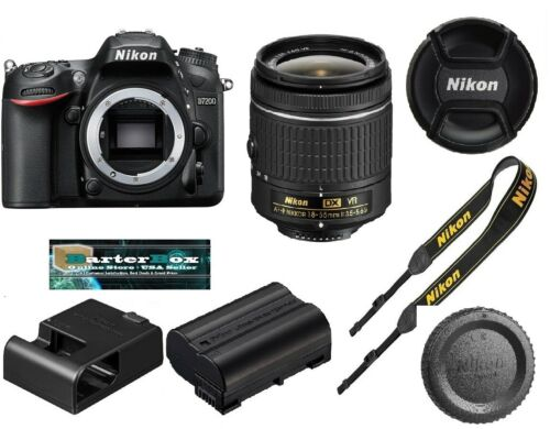 Nikon D7200 DSLR Camera with 18-140mm Lens Black 1555