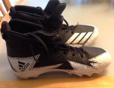 2d2f92c3e Boys Adidas Freak Mid Md J Football Cleats Sz 4