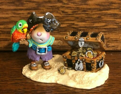 Wee Forest Folk M-398a Pirate