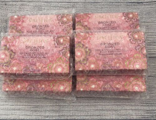 10 Pacifica Bronzed Rose Blush Bronzer Duo Rose & Coconut Infused Wholesale
