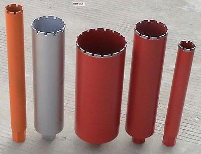 1-38 Diamond Core Drill Bit 1-14 -7 Arbor For Concrete Granite Block