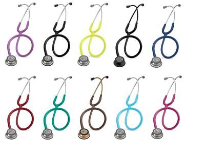 3M Littmann Classic III Stethoscope New, 30 Colors - 5 Years Warranty