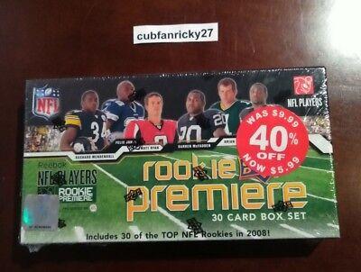 2008 Upper Deck NFL Rookie Premiere Box Set - Factory Sealed - Matt Ryan RC!  -