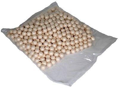 Shop4Paintball - WHITE ICE - .68 Caliber Paintballs - White/White - Bag of 500