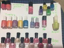 27 Assorted Nail Polish Thornton Maitland Area Preview