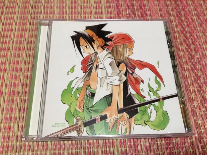 Shaman King Comics Image Album CD Weekly Shonen Jump Japan Rare
