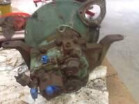 Twin Disc Marine MG-502 1.51:1  2.5 Ratio Marine Transmission Gear