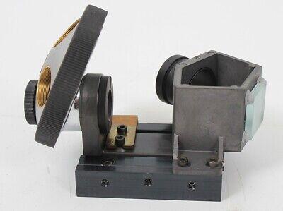 Nikon Tms Microscope 4 Place Revolving Turret