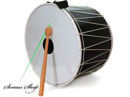 Middle Eastern 51 Cm. Davul Dhol Drum / Percussion 100% Genuine Handmade