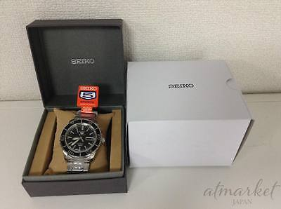 SEIKO 5 SPORTS Mechanical Automatic Watch for MEN Made in JAPAN New F/S