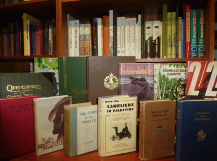 PRIVATE COLLECTOR wanting Military Books, Documents and diaries