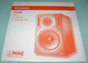 ECHOMEN-TRUTH-DISC-1-House-Deep-House-12-Weekend-World-Remix-Hooj-Choons