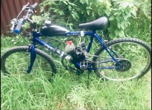 2020 motorised bicycle
