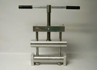 New Georg Fischer Spl4 Mechanical Polysqueez Pipe Shut Off Tool 2 - 4 Sdr