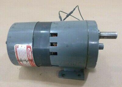 Dayton 3m136a 110hp Ac Gearmotor 115v 60hz 1-phase 2.6amp 12rpm 1281 Parallel