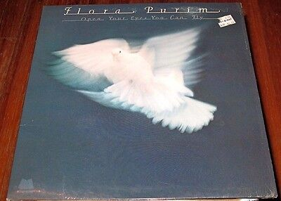 Flora Purim Open Your Eyes You Can Fly Record  Milestone M-9065 NM ORIG SHRINK!
