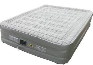 COLEMAN QUICKBED (WITH 240V PUMP) DOUBLE HEIGHT INFLATABLE MAT Craigieburn Hume Area Preview