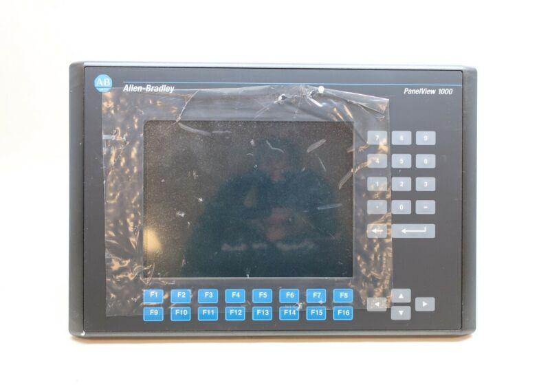 Allen Bradley 2711-K10C8X Panelview 1000 Operator Interface Panel Ser D