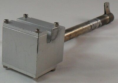 Laboratory Stainless Aluminum Heating Block 1-58l X 1-58w X 1-58h Lab