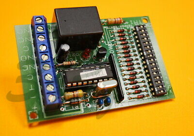 Rutherford Tm1x Programmable Timer