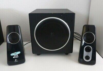 2.1 Logitech Z523 Stereo Speakers Lautsprecher & Subwoofer na sprzedaż  Wysyłka do Poland