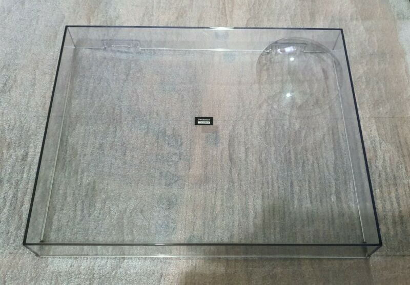 Original dust cover, lid for Technics sl1200, sl1210 series