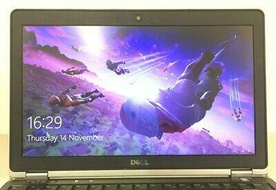 Dell Latitude E6220/E6230 Intel Core i5-2320M 4GB 500GB  HDD Windows 10 LAPTOP