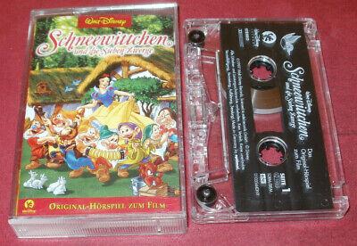 Walt Disney - Schneewittchen und die sieben Zwerge; Karussell; MC ()