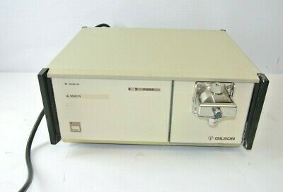 Gilson 306 Hplc Lc Chromatography Pump 10 Sc Head Pumphead