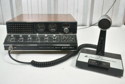 Cobra 139XLR 40 Channel CB LSB USB Radio - Amplified Desk Mike - Mod 10kc Slider