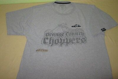 Orange County Choppers T Shirt Size  Xl   Gray