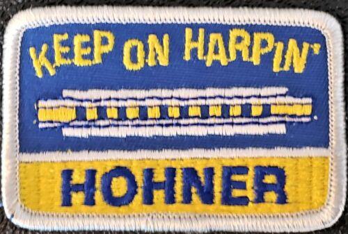 "Vintage Original Hohner ""Keep On Harpin"