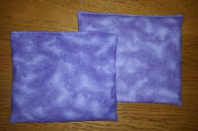 Herbal Pack (RICE PACK / HEAT PAD / HERBAL / LAVENDER / MICROWAVABLE / SET (2) /)