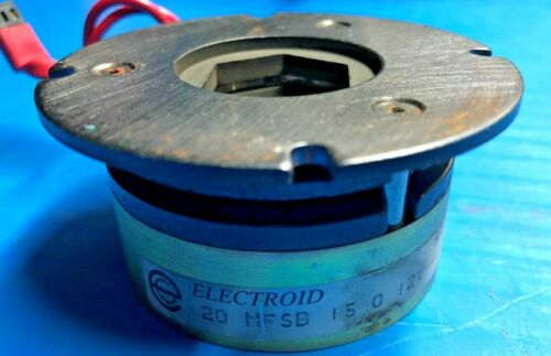 Electroid Company 20MFSB-15-0-12V Electric Brake