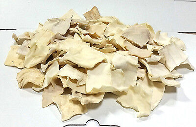 American Rawhide Dog Rawhide - American Buffalo Rawhide Small Chips | 1.5lbs Bulk | 100% Natural Dog Chews