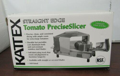 """winco  TTS-250, Kattex 1/4"""" Tomato precise Slicer, NSF   [49fl]"""