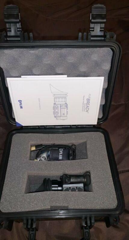 FLIR TAB176WN8Q14001 Breach Thermal Imaging Camera