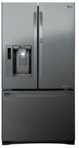 !!WAREHOUSE SALE!! LG 613L French Door Refrigerator