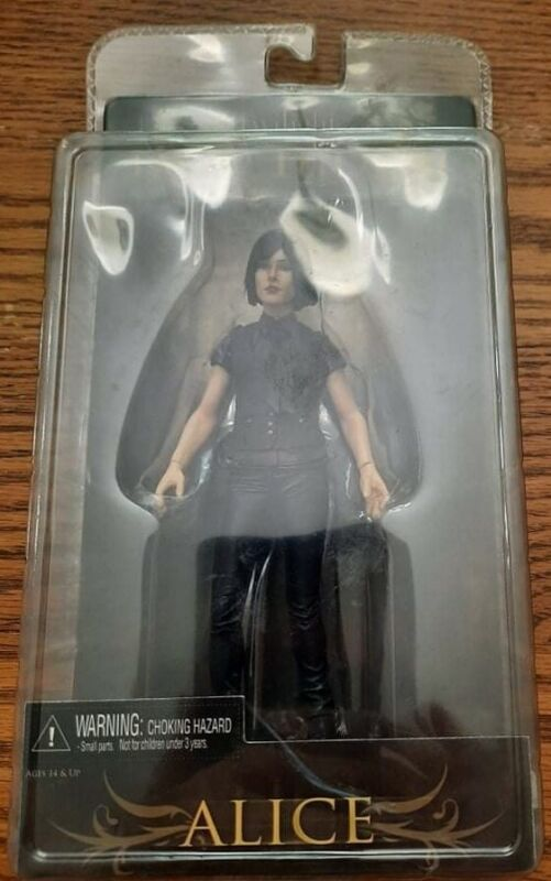 2009 Twilight New Moon Alice NECA/Reel Toys Action Figure unopened